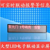 供应大型LED电子联动显示屏