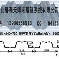 供应湖北51-240-720镀锌压型钢板