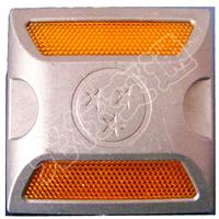 铸铝道钉 突起路标 双面单面道钉 填沙道钉