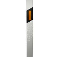 柱式轮廓标 诱导标 百米桩 双面警示标