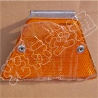 梯形轮廓标 高速护栏反光片 附着式轮廓标