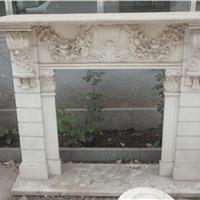 供应大理石雕花壁炉,壁炉雕刻