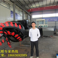 青州市抽沙机设备有限公司