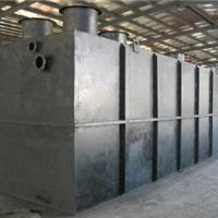 供应乌鲁木齐生活一体化地埋式污水处理设备||安装调试