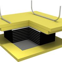 供应LNR水平力分散型橡胶支座