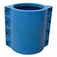 供应钢塑管件哈夫式抢修节(PE,PVC)通用