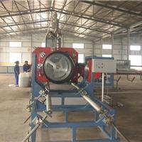供应中塑制造PE大口径中空壁缠绕管生产线