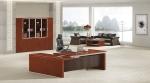 供应办公家具-盈韵系列实木班台办公桌组合