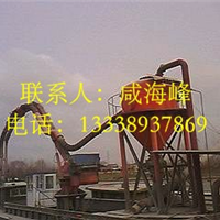 供应科德粉煤灰水泥矿粉负压吸泵气力卸船机