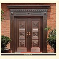 菲尔特铜艺 铜门