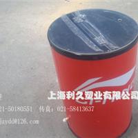 供应上海冰桶厂 高盖式冰桶 塑料促销冰桶