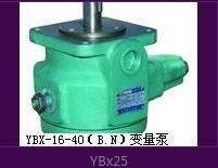 供应泰力YBX-16-40变量叶片泵