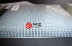 上海泉福天臣耐力板有限公司