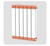 供应铜铝复合系列散热器系列