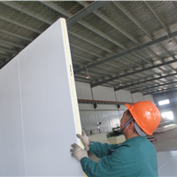美盛制冷提供50公分聚氨酯冷库板