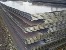 供应济钢定轧钢板