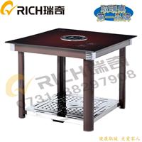 供应瑞奇H3-190(东方红)安全节能电取暖桌