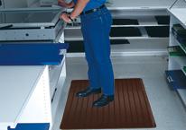 供应带孔防滑垫,带孔橡胶防滑垫 青岛广能