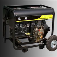 供应手拉250A直流发电电焊机