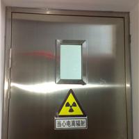 放射科X光室,CT室,CR,DR室用铅门防护门
