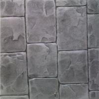 供应黑龙江艺术地坪混凝土压模地坪线条优美