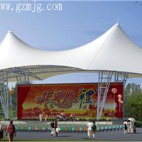 供应膜结构舞台造型,膜结构遮阳