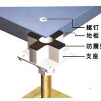 厂家直销宜宽OA新型带线槽网络地板