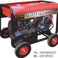 供应10KW汽油发电机库兹动力价格