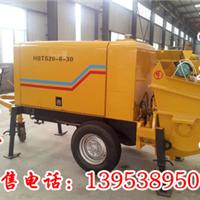 青海 多功能矿用混凝土泵 矿建施工部门专用