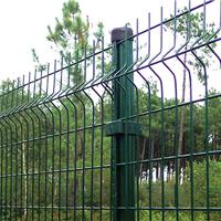 监狱隔离网-桃型柱护栏网-监狱隔离网厂家
