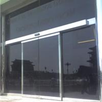 天津凯旋玻璃门安装设计维修