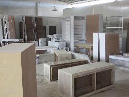 广州三色展柜木器喷漆加工厂