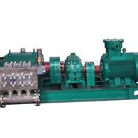 供应3DP60型阳光牌高压往复泵产品