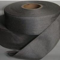 供应金属纤维织带金属机织带