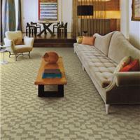 供应上海酒店客房羊毛混纺地毯
