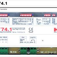 供应丹麦 H&B LAC74.1  号变送器