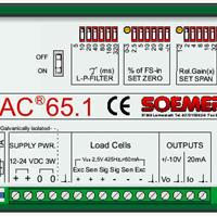 供应丹麦 H&B LAC65.1 变送器