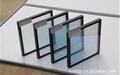 供应中空玻璃开窗/幕墙电动开窗/双层玻璃窗