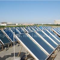 供应工程版蓝钛平板太阳能热水器