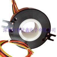 供应ZYH038过孔导电滑环