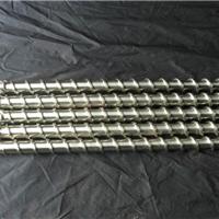 供应吹膜机螺杆现货订做,修复翻新