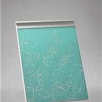 供应精品隐形边晶钢门 隐框晶钢门 橱柜门板