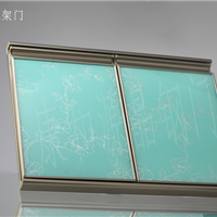 供应框架门 冰箱晶钢门 橱柜门板