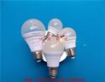 高亮度3wLED球泡灯厂家批发低价LED灯泡