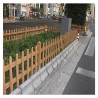 南通PVC仿木纹护栏/南通仿木纹护栏