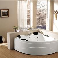 室内亚克力五件套水疗按摩浴缸按摩浴池SPA双人浴缸单酒店