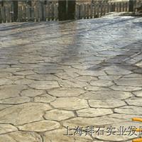 供应济南艺术景观水泥仿古地面-彩色模具