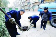 上海永达管道疏通公司