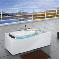 供应酒店卫浴单人浴缸亚克力五件套按摩浴缸SPA浴池休闲别墅