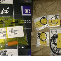 HASKEL,SC气动增压泵维修